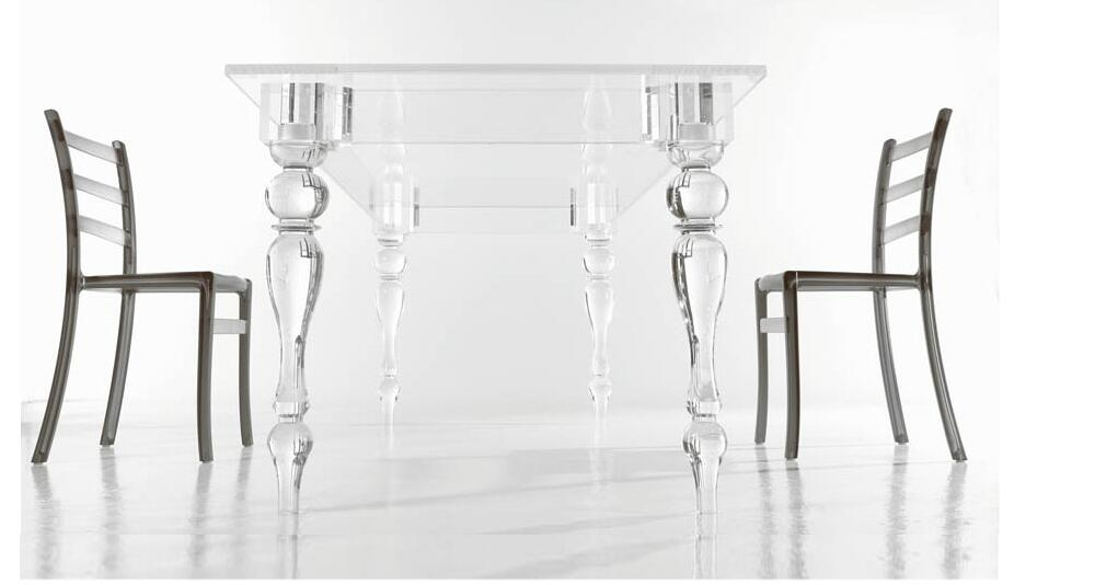 Acrylic Furniture Metal Furniture Sofa Furniture Leg