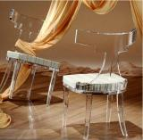 Acrylic dinning chair ,Modern home dinning furniture,Clear acrylic chair for dinning room,hotel chair