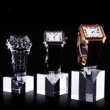 Acrylic CUBE For watches display